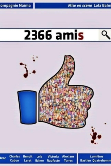 Affiche 2366 amis