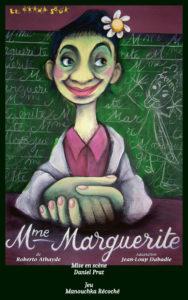 Affiche Mme Marguerite