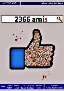 Affiche 2366 Amis